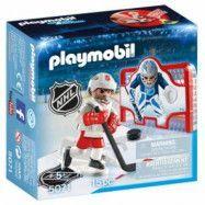 Playmobil Sports&Action - NHL Ishockeymålträning 5071