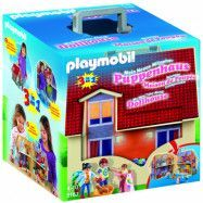 Playmobil, Dollhouse - Mitt bärbara dockhus