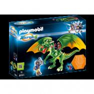 Playmobil, Super 4 - Alex med drake
