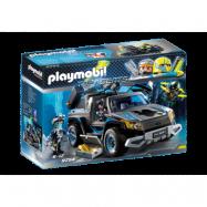Playmobil, Top Agents - Dr. Drones lastbil