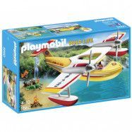 Playmobil Wild Life, Brandflygplan