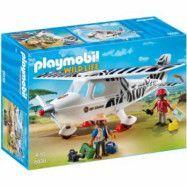 Playmobil Wild Life - Safariflygplan 6938