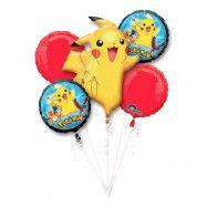 Ballongbukett Pokémon