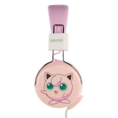 Hörlurar Pokemon Tween On-Ear (Rosa)