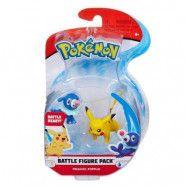 OVG - PROXY APS Pokémon, Figure Battle - Pikachu&Popplio