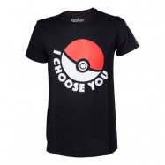 Pokemon I Choose You T-shirt
