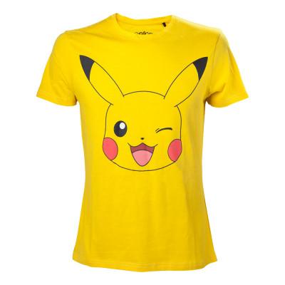 Pokemon Pikachu T-Shirt - Large