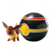 Pokémon - Clip ´n´ Carry Ball (Eevee&Luxury Ball)