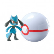 Pokémon - Clip ´n´ Carry Ball (Riolu and Premier Ball)