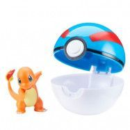Pokémon Clip ´N Go Charmander&Great Ball
