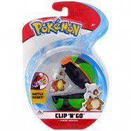 Pokémon Clip ´N Go Cubone&Dusk Ball