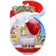 Pokémon Clip ´N Go Mimikyu&Poke Ball