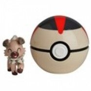 Pokémon, Clip ´N Go - Rockruff&Timer Ball