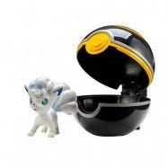 Pokémon Clip ´N Go Wave 2 Alolan Vulpix&Luxury Ball