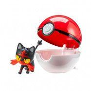Pokémon - Clip ´N Go Wave 2 - Litten&Poké Ball