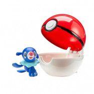Pokémon Clip ´N Go Wave 2 Popplio&Poké Ball