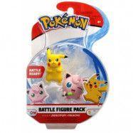 Pokémon Figure Battle Jigglypuff&Pikachu #2