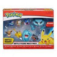 Pokémon - Figurer 8-Pack