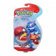 Pokémon, Toss ´N Pop - Popplio&Poke Ball