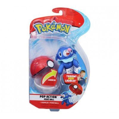 Pokémon, Toss ´N Pop - Popplio&Poke Ball