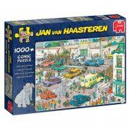 Jan Van Haasteren, Pussel 1000 bitar Shoppingtur
