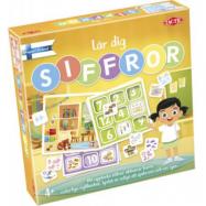 Tactic Lär dig siffror pedagogisk spel