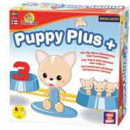 Puppy Plus + barnspel