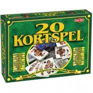Spel 20 Kortspel