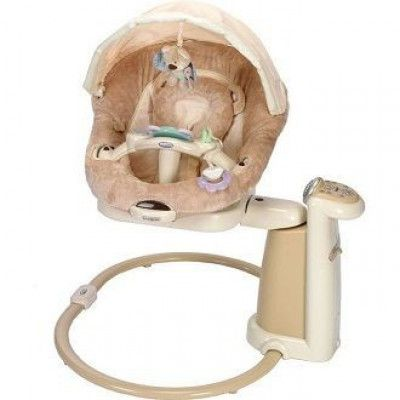 Graco Sweetpeace Innegunga (Beige Fake Fur)