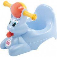 OK BABY Spidy Potta (Ljusblå)
