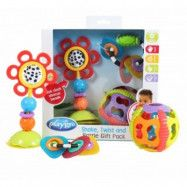Playgro, Shake Twist&Rattle Gift Pack