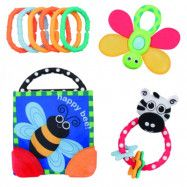 Sassy - Presentförpackning Babyleksaker
