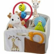 Sophie the Giraffe - Baby Basket