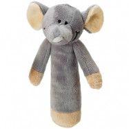 Teddykompaniet, Diinglisar Wild, Skallra, Elefant