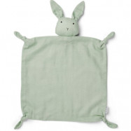 Liewood snuttefilt Agnete, rabbit dusty mint