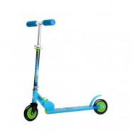EVO - Ihopfällbar sparkcykel blå