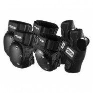 Protection set Pro 3-p black Adult