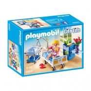 Playmobil, City Life - Förlossningsrum med spjälsäng