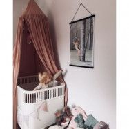 VaniMeli, Sänghimmel Classic Rosa