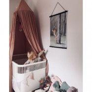 VaniMeli Sänghimmel Classic (Rosa)