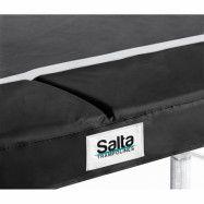 SALTA Kantskydd till studsmatta 213 x 305 cm, svart
