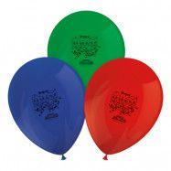 Ballonger Pyjamashjältarna - 8-pack