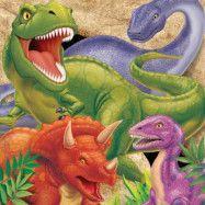 Dino Blast Servett