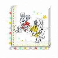 Disney Baby, Servetter 33 x 33 cm 20 st