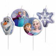 Disney Frozen, Tårtljus