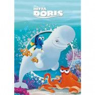 Tukan Förlag Disney Hitta Doris, Fönsterbok - Hitta Doris