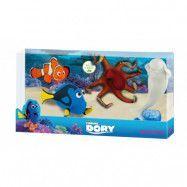 Bullyland Disney Hitta Doris, Gift Box 4-Pack