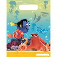 Disney Hitta Doris - Kalaspåsar 6 st