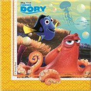 Decorata Disney Hitta Doris, Servetter 20 st