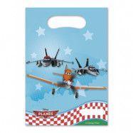 Disney Planes - Kalaspåse - 6 st